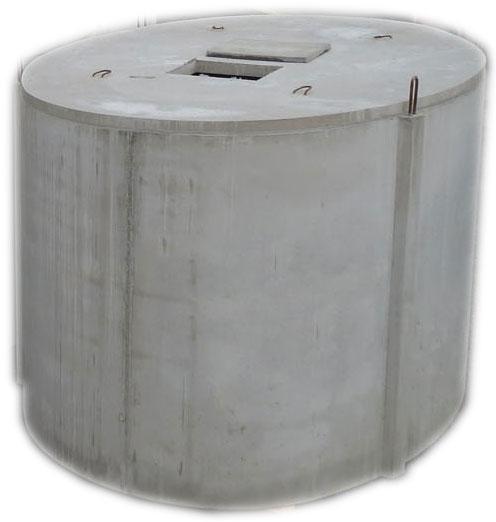 Cuve b ton 7 500 l ruedelacuve for Produit pour citerne eau de pluie