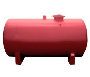 Cuve acier simple paroi a rienne 6 000 l ruedelacuve for Cuve fuel exterieur